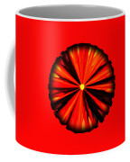 Eruption In Red Coffee Mug