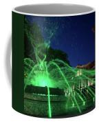 Eruption Of Green Waters, Sofia Coffee Mug