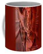 Escalante Red Slot Coffee Mug