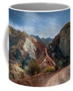 Grand Staircase Escalante Road Coffee Mug