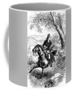 Escape Of Benedict Arnold Coffee Mug