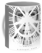 Escaping With Time  Coffee Mug