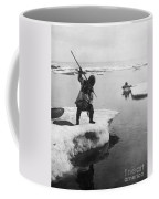 Eskimo Fishermen Coffee Mug