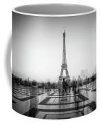 Esplanade Du Trocadero Coffee Mug