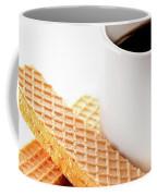 Espresso And Lemon Wafer Coffee Mug