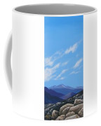 Estes Overlook Coffee Mug by Hunter Jay