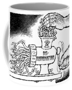 Estonia, 1992 Coffee Mug