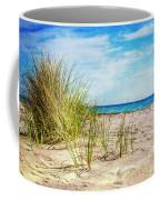 Etchings In The Sand Coffee Mug