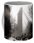 Ethereal Flat Iron Coffee Mug