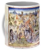Ethiopia, C1460 Coffee Mug