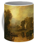 Eton College From The River Coffee Mug by Joseph Mallord William Turner