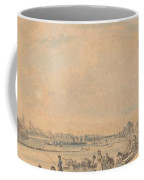 Eton College From The South Coffee Mug