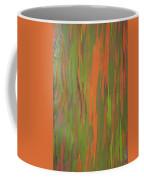 Eucalyptus Abstract Coffee Mug
