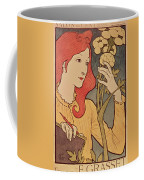 Eugene Grasset Coffee Mug