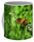 Euphydryas Aurinia  Coffee Mug