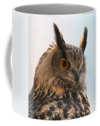 Eurasian Eagle-owl Coffee Mug