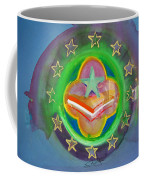 Euro Star And Stripes Coffee Mug