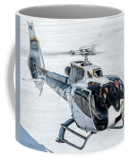 Eurocopter Ec130 With Fantastic Livery Coffee Mug