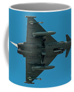 Eurofighter Typhoon 2000 Profile Coffee Mug