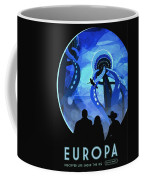 Europa Space Travel Coffee Mug