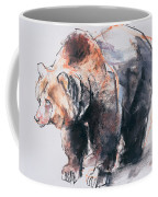 European Brown Bear Coffee Mug