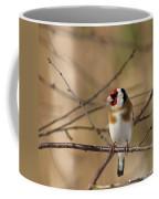 European Goldfinch 3 Coffee Mug