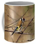 European Goldfinch 5 Coffee Mug