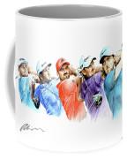 European Golf Champions Race 2017 Coffee Mug