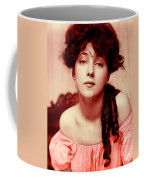 Evelyn On Aquarell Coffee Mug