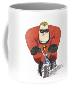 Even Super Heroes Have Bad Days Coffee Mug