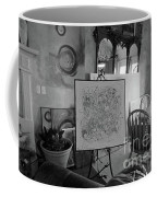 Even Without Color Coffee Mug