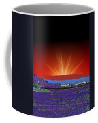 Evening At Alki Coffee Mug