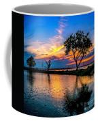 Evening At Riverwinds Coffee Mug