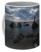 Evening At Sidna Ali Beach 3 Coffee Mug