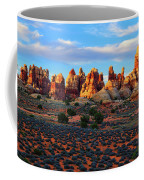 Evening At The Doll House Coffee Mug by Greg Norrell