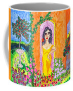 Evening At The Girl Cave Coffee Mug