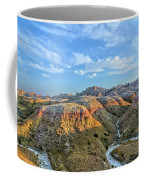 Evening At Yellow Mounds 2 Coffee Mug