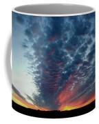 Evening Sky In Kansas Coffee Mug