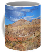 Evening Colors Of The Desert Coffee Mug