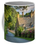 Evening Cottage Coffee Mug