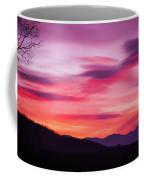 Evening Drama II Coffee Mug