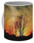 Evening Fire Coffee Mug