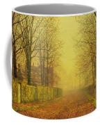 Evening Glow Coffee Mug by John Atkinson Grimshaw