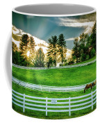Evening Graze In Tennessee Coffee Mug