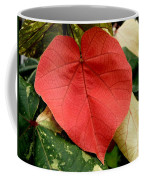 Evening Hau Tree Leaves Coffee Mug