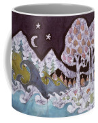 Evening In A Gentle Place Coffee Mug