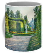 Evening In Classic Park Coffee Mug by Ariadna De Raadt