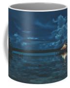 Evening In The Lagoon Coffee Mug