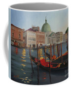 Evening In Venice Coffee Mug