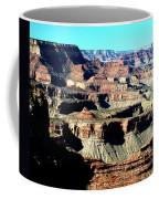 Evening Light Over The Grand Canyon Coffee Mug